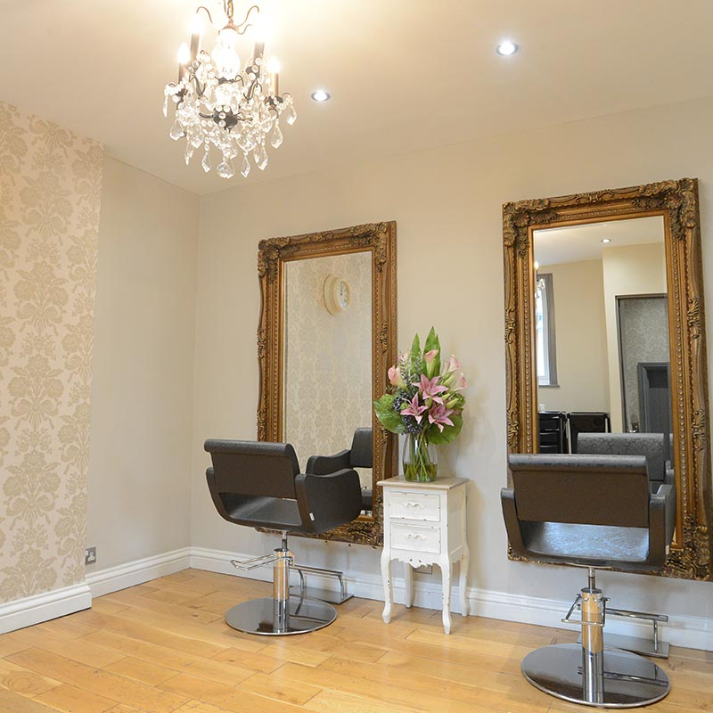 great hairdressers in newton abbot