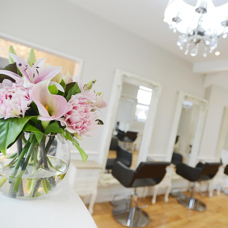 salon in newton