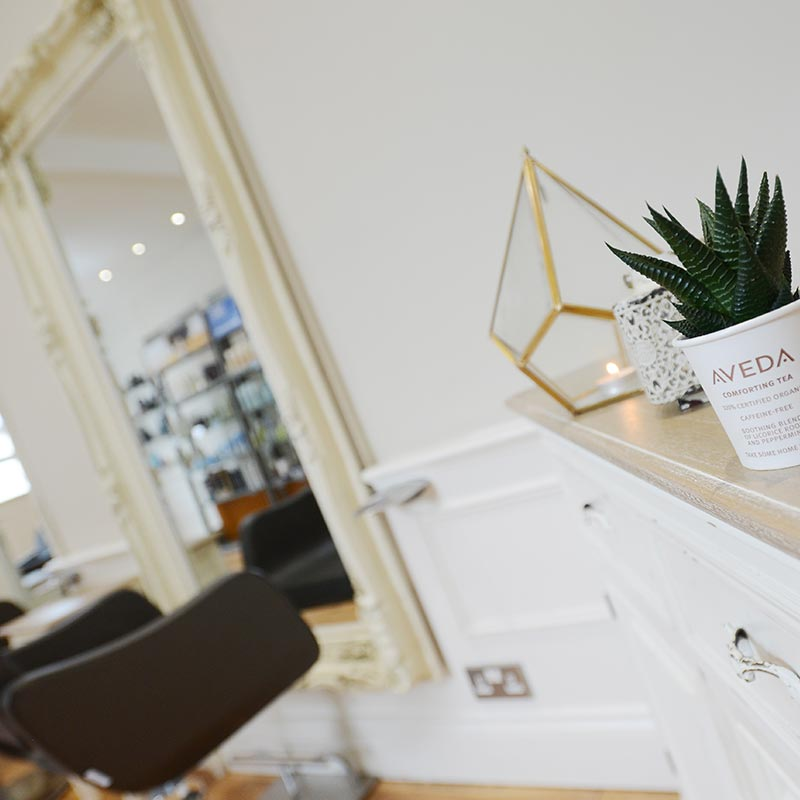 hairdressers in newton abbot