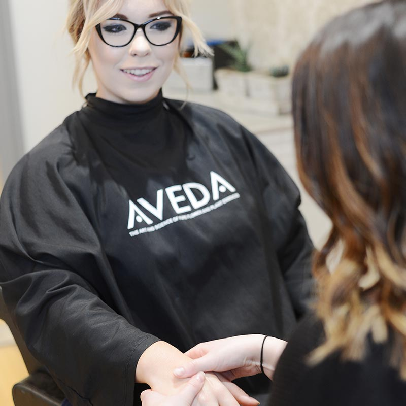Aveda gown